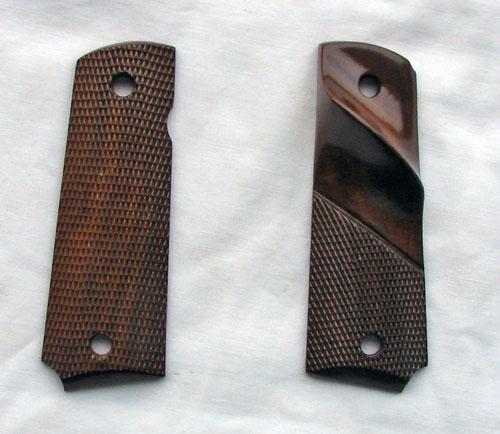 Hoosier Gun Works : Online Catalog : Stocks : Grips / Buttplates / Pads