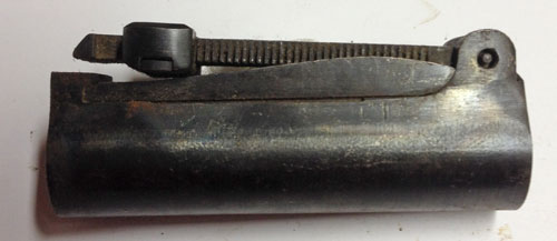 WW2 german K98 mauser rifle complete rear sight elevator with traverse