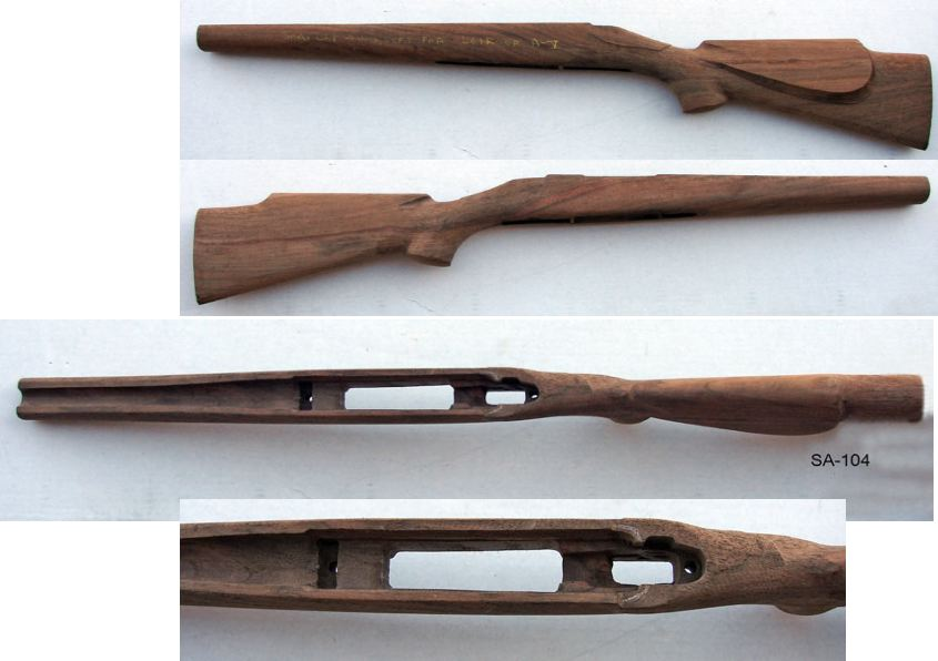 Hoosier Gun Works Online Catalog Stocks Semi Finished