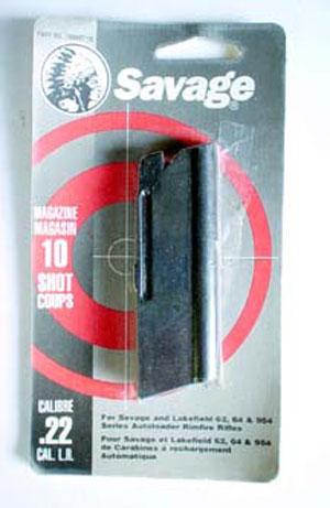 savage 64 magazine.