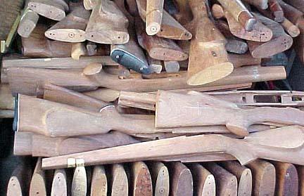 Hoosier Gun Works : Online Catalog : Stocks : Semi-Finished