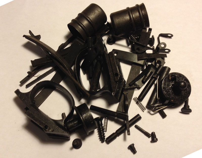 Hoosier Gun Works : Online Catalog : Gun Parts : Winchester